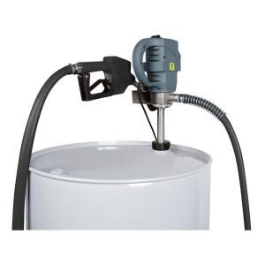 Tecalemit Elektrop. AdBlue 230V v 200l - W85HINOX200 | Zelfaanzuigend | 48 l/min | 2 Inch | 205 x 130 x 286 mm | 59 l/min ltr/min | 1 Inch | 54 IP | 1 Inch