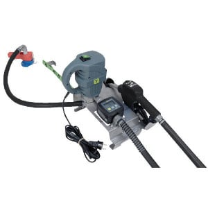 Tecalemit Elektropomp AdBlue 230V - W85HINOX | Zelfaanzuigend | 48 l/min | 205 x 130 x 286 mm | 1 Inch | 59 l/min ltr/min | 1 Inch | 54 IP