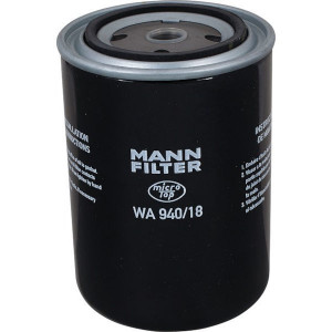 MANN-FILTER Koelvloeistoffilter - WA94018 | WA 940/18 | 62/71 mm | 11/16-16 UN mm
