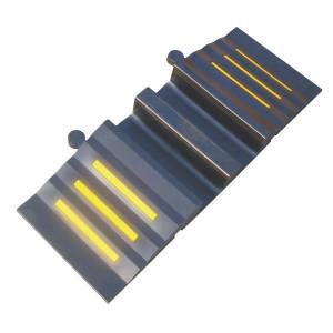 Slang- en kabelbrug zwart - WB10120 | 12.500 g