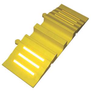 Slang- en kabelbrug geel - WB10125 | 12.500 g