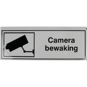 Brady Bord camera bewaking - WB2210 | 450x150x1.5 mm