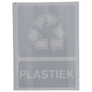 Brady Sticker recycle plastiek - WB251294 | Sticker | 210 x 297 mm