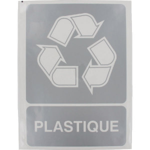 Brady Sticker recyclebaar plastic - WB251294FR | 210 x 297 mm
