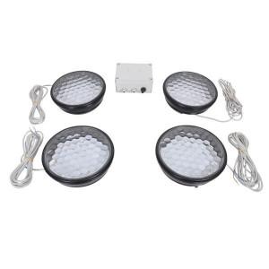 Set waarschuwingslampen (4x) - WB60001