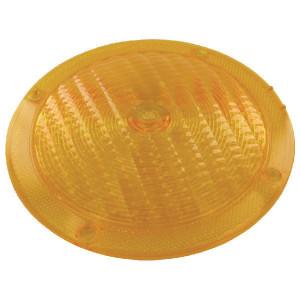 Lampglas geel 180 mm - WB6115