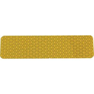Mazon Reflectieplaat, geel - WB82102300   200 mm