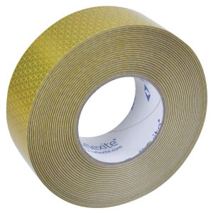 Mazon Reflecterende tape geel 50mm - WB82102
