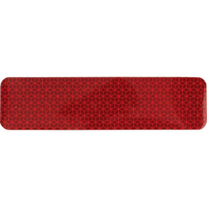 Mazon Reflecterende tape rood 50x200mm - WB82103200