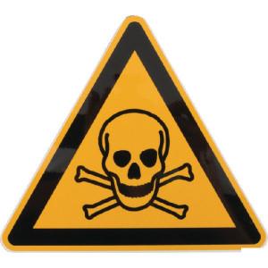 Brady Bord verbod 200 mm giftig - WB828692