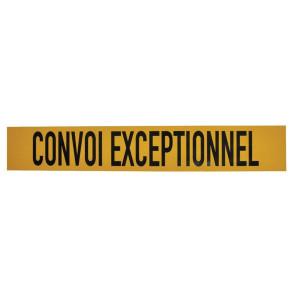 Mazon Bord CONVOI EXCEPTIONNEL - WB90005FR | Aluminium | 1000 x 160 mm