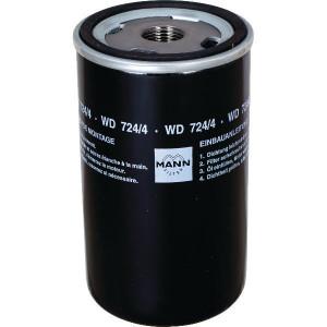 MANN-FILTER Hydrauliekoliewisselfilter - WD7244 | WD 724/4 | 3/4-16 UNF mm | 62/71 mm