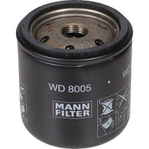 MANN-FILTER Hydrauliekoliewisselfilter - WD8005 | WD 8005 | 3/4-16 UNF-2B mm | 61/71 mm