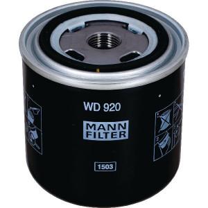 MANN-FILTER Hydrauliekoliewisselfilter - WD920 | WD 920 | 3/4-16 UNF mm | 62/71 mm