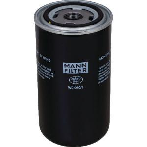 MANN-FILTER Hydrauliekoliewisselfilter - WD9503 | WD 950/3 | 1-12 UNF mm | 62/71 mm