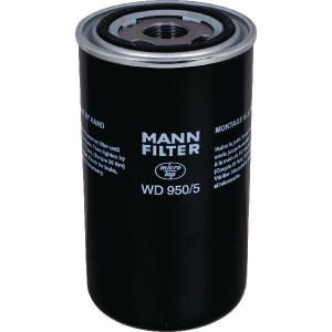 MANN-FILTER Hydrauliekoliewisselfilter - WD9505   WD 950/5   1-12 UNF mm   62/71 mm