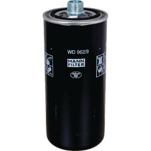 MANN-FILTER Hydrauliekoliewisselfilter - WD9629   WD 962/9   M 24 X 1.5 mm   62/71 mm