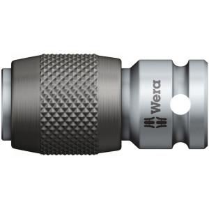 """Wera 784 A 1/4"""" Adapter met snelwisselfunctie, 1/4"""" x 30 mm - 05042750001"""