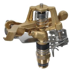 "Sectorsp. instelb. V80 BU 1/2"" - WG803000 | Messing sector sproeier | 2 4 bar | 1/2"" BSP | 26 m | 14 l/min bar | 17,2 l/min bar | 19,9 l/min bar"