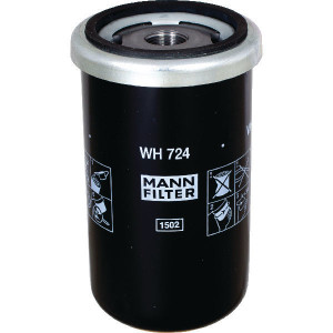 MANN-FILTER Oliewisselfilter - WH724 | WH 724 | 62/71 mm | 3/4-16 UNF mm
