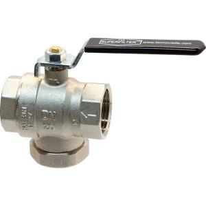 "TVL Kogelkraan met filter 1"" - WK1401 | 30 bar | 500 µm | UNI ISO 228/1 | 97/23/EC | 50,8 mm | 34,5 mm | 80,5 mm | 34,5 mm | 35,6 mm | 70,1 mm | 1"" Inch | 100 mm | 20 mm DN | 89,5 mm | 38,7 mm"