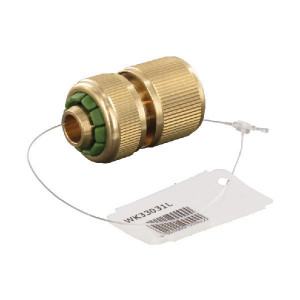 "Snelkoppeling aansl. 1/2"" - WK33031L | Messing | 1/2 inch"