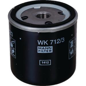 MANN-FILTER Brandstofwisselfilter - WK7123 | WK 712/3 | WK 712/3 | 62/71 mm | M 16 X 1.5 mm