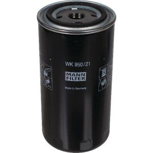 MANN-FILTER Brandstofwisselfilter - WK95021 | WK 950/21 | WK 950/21 | M 20 X 1.5 mm | 63/72 mm