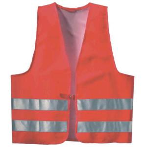 Waarschuwingsvest orange - WW46100 | EN 471 2 | Oranje | One size fits all