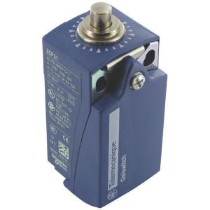 Schneider-Electric Eindschakelaar met metalen nok - XCKP2111P16 | Plastic | 0,27 A DC-13 220V | 5x10E6 schakelingen | 10x10E6 schakelingen | M16x1,5