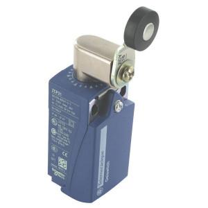 Schneider-Electric Eindschakelaar, kunststofrol - XCKP2118P16 | Ithe = 10A | 0,27 A DC-13 220V | 5x10E6 schakelingen | 10x10E6 schakelingen | M16x1,5