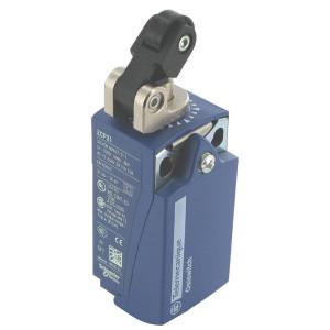 Schneider-Electric Eindschakelaar, + kunststofrol - XCKP2121P16 | Ithe = 10A | 0,27 A DC-13 220V | 5x10E6 schakelingen | 10x10E6 schakelingen | M16x1,5