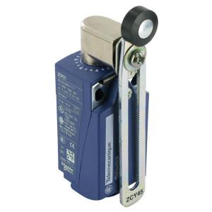 Schneider-Electric Eindschakelaar, kunststofrol - XCKP2145P16 | Ithe = 10A | 0,27 A DC-13 220V | 5x10E6 schakelingen | 10x10E6 schakelingen | M16x1,5