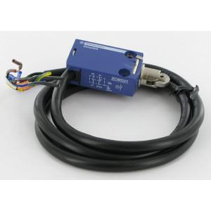 Schneider-Electric Mini-eindschakelaar - XCMD2102L1 | 0,1 A DC-13 220V | 10x10E6 schakelingen | 5x10E6 schakelingen