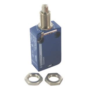 Schneider-Electric Miniatuureindschakelaar - XCMD21F0L1 | 0,1 A DC-13 220V | 10x10E6 schakelingen | 5x10E6 schakelingen