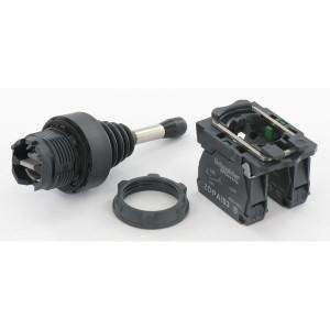 Schneider-Electric Joystick 2 pos 2 x no sr - XD5PA22 | 0,5 A DC-13 24V | 1x10E6 schakelingen | 4 A AC-15 24V