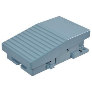 Schneider-Electric Pedaalschakelaar, metaal - XPEM111 | 2x PG16 | 0,27 A DC-13 220V | 15x10E6 schakelingen