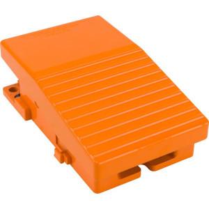 Schneider-Electric Pedaalschakelaar, metaal - XPER110 | 2x PG16 | 0,27 A DC-13 220V | 15x10E6 schakelingen