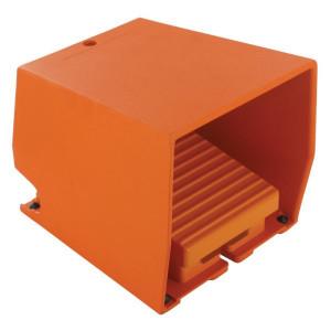Schneider-Electric Pedaalschakelaar, metaal - XPER311 | 2x PG16 | 0,27 A DC-13 220V | 15x10E6 schakelingen