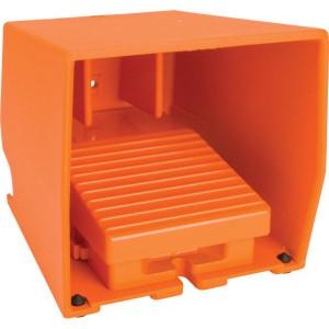 Schneider-Electric Pedaalschakelaar, metaal - XPER611 | 2x PG16 | 0,27 A DC-13 220V | 15x10E6 schakelingen