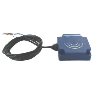 Schneider-Electric Benaderingsschakel. Inductief - XS8D1A1PAL2 | 60 mm Sn | 150 Hz | PNP PNP/NPN | No M/V | Kabel 2mtr Kabel / Connector | 200 mA