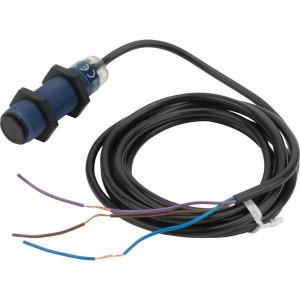 Schneider-Electric Fotocel, M18, kunststof,zender - XUB0AKSNL2T | 12 ... 24 DC V | Kabel Kabel / Connector | 2 m