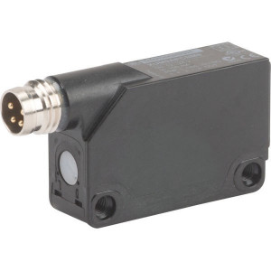 Schneider-Electric Fotocel,mini,reflex,PNP,NO/NC - XUM9APCNM8 | 12-24V DC V | 2..5 mtr. mm Sn | 1000 Hz | PNP PNP/NPN | NO of NC M/V | Stekker M8 4-pin Kabel / Connector | Infrarood Gepolariseerd | 100 mA