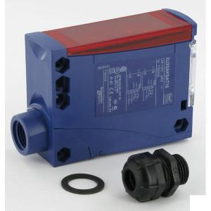 Schneider-Electric Lichtcel OSI, DC - XUX0AKSAT16 | 12-24V DC V | 0...40m mm Sn | 20 Hz | Programmeerbaar M/V | klemmenstrook Kabel / Connector | Programmeerbaar | 3000 mA