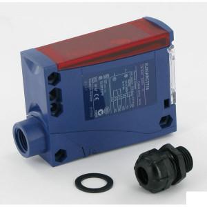 Schneider-Electric Fotocel OSI 24-240V AC/DC - XUX0ARCTT16 | 24-240V AC DC V | 0...40m mm Sn | 20 Hz | 3000 mA