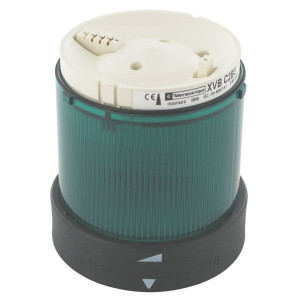 Schneider-Electric Signaaltorenlamp, grn 24VAC/DC - XVBC2B3 | 24V AC/DC