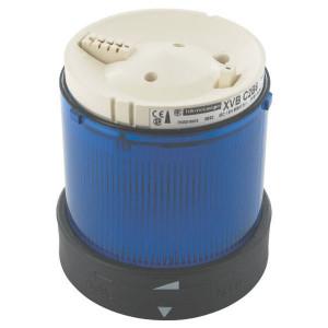 Schneider-Electric Signaaltorenlmp blauw 24VAC/DC - XVBC2B6 | 24V AC/DC