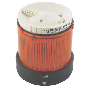 Schneider-Electric Signaaltorenlamp, oranje - XVBC35 | Max 250V