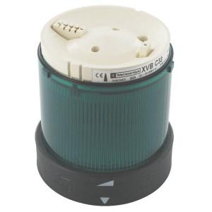 Schneider-Electric Signaalelement, groen - XVBC4B3 | Lamp max. 7W | 24VAC, 24V...48VDC