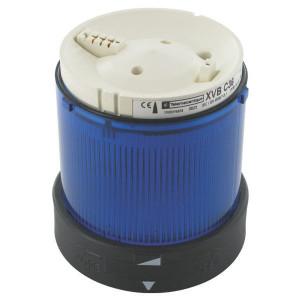 Schneider-Electric Signaalelement, blauw - XVBC4B6 | Lamp max. 7W | 24VAC, 24V...48VDC